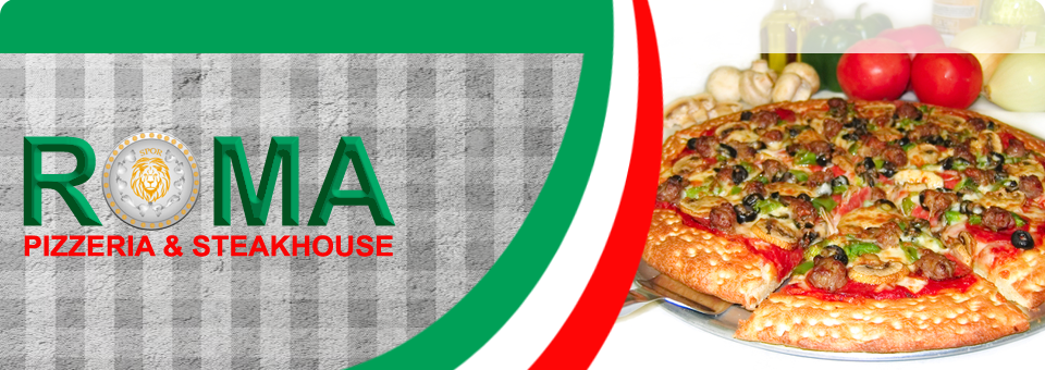 Roma Pizzeria & Steakhouse